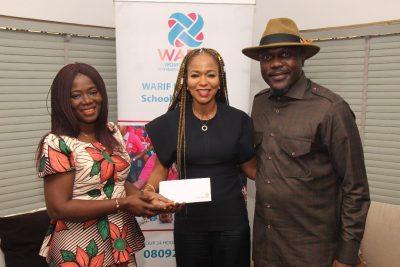 NSE Employees Donate To WARIF Foundation