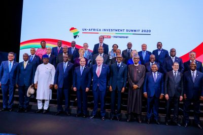 Only 1% Of $8tr London-Managed Assets Invested In Africa, Says AfDB President