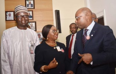 SEC, ICPC To Strengthen Partnership In War Against Capital Market Crimes