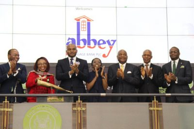 NGSE Marks Listing Of Additional 2.26bn Abbey Mortgage BankShares