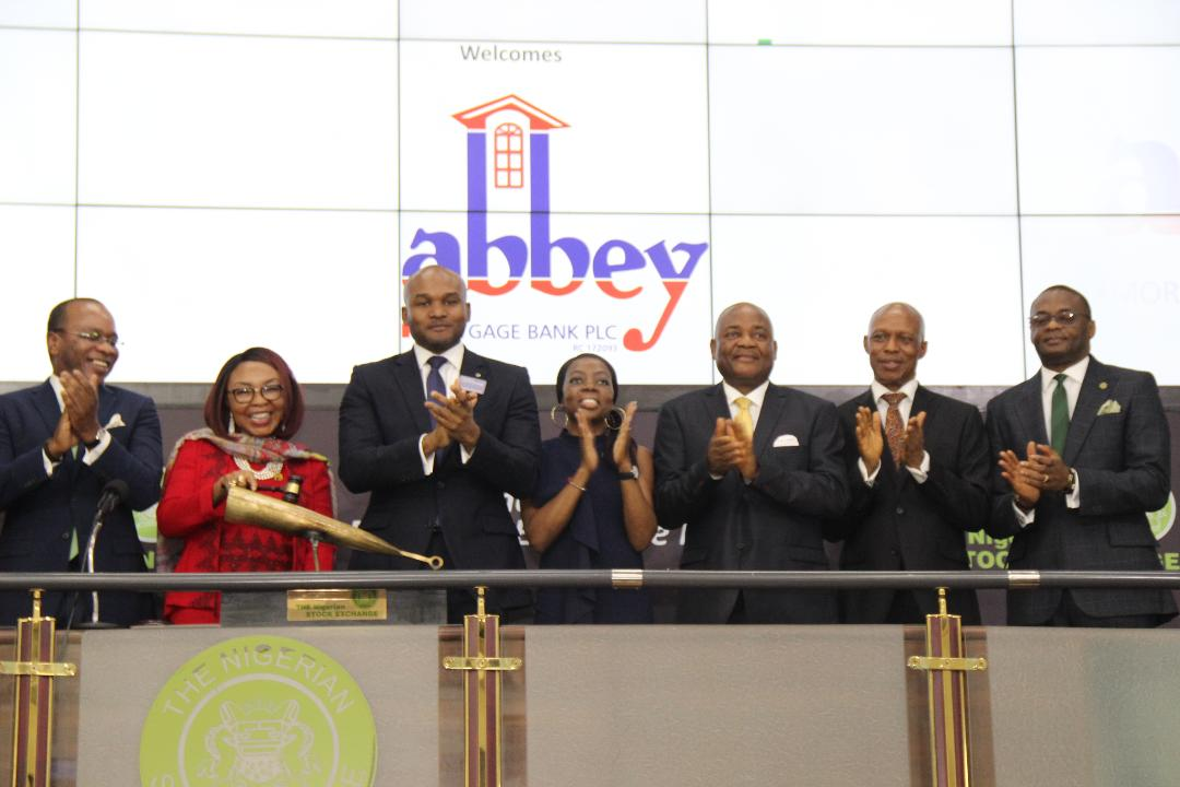 Photo of NGSE Marks Listing Of Additional 2.26bn Abbey Mortgage BankShares