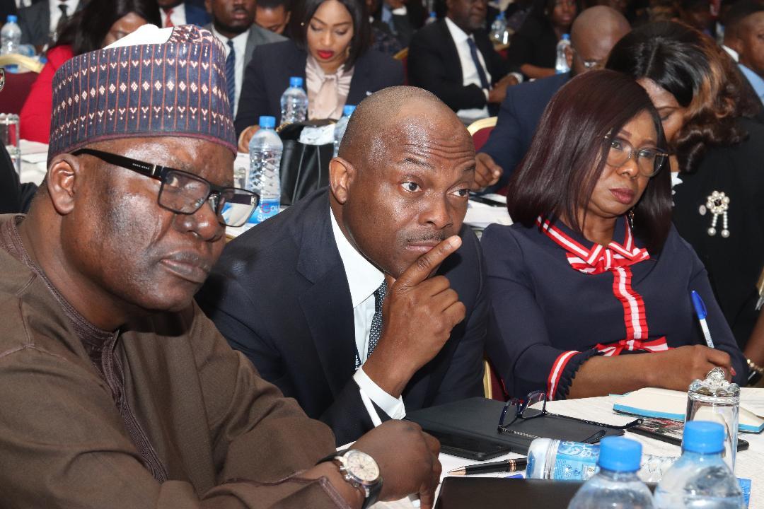 Photo News: Acting SEC DG, FMDQ Group CEO, At 2020 Budget Seminar