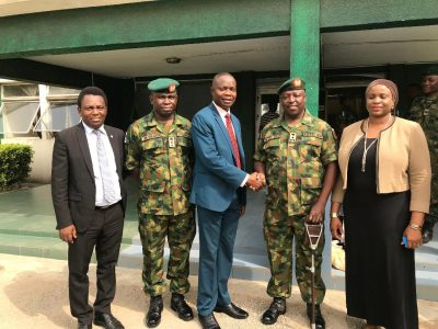 SEC Boss Tasks Army On Need To Protect Investment