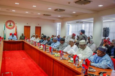 Abdullahi Heads 18-man Senate Committee On National Security Challenges