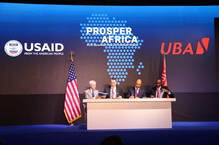 Photo of USAID, UBA Group Sign MoU To Promote Two-Way US-African Trade, Investment