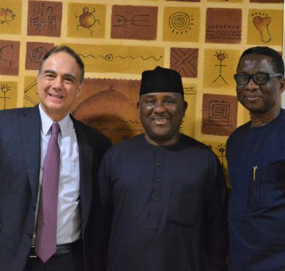 Photo News: Flour Mills, BUA Group Parley On Investment In Food Security