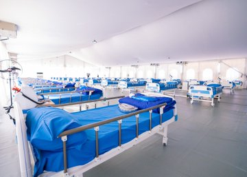 Covid-19: Lagos, GTBank Partner, As 110-bed Onikan Isolation Centre Ready For Use