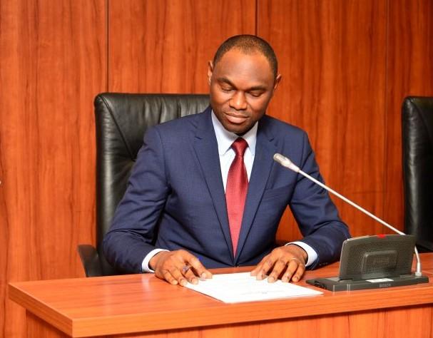 Photo of Obiora, New CBN Deputy Governor Assumes Duty