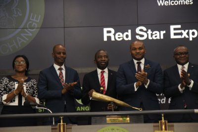 Red Star Express Lists Rights Issue Shares, Sounds Closing Gong On NGSE