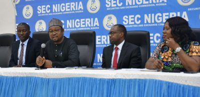 SEC DG Laments Unhealthy Foreign Investor Influence In Nigeria's Equity Market