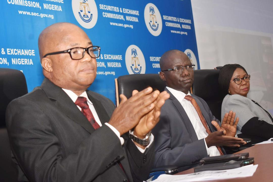 Photo of COVID-19: SEC Nigeria Urges e-Filing, Processing Of Applications, Returns