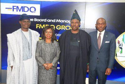 Photo News: Senate Capital Market Committee Visits FMDQ Group