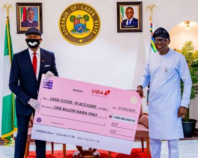 Private Sector Contributions To COVID-19 Relief Fund Hit N15bn