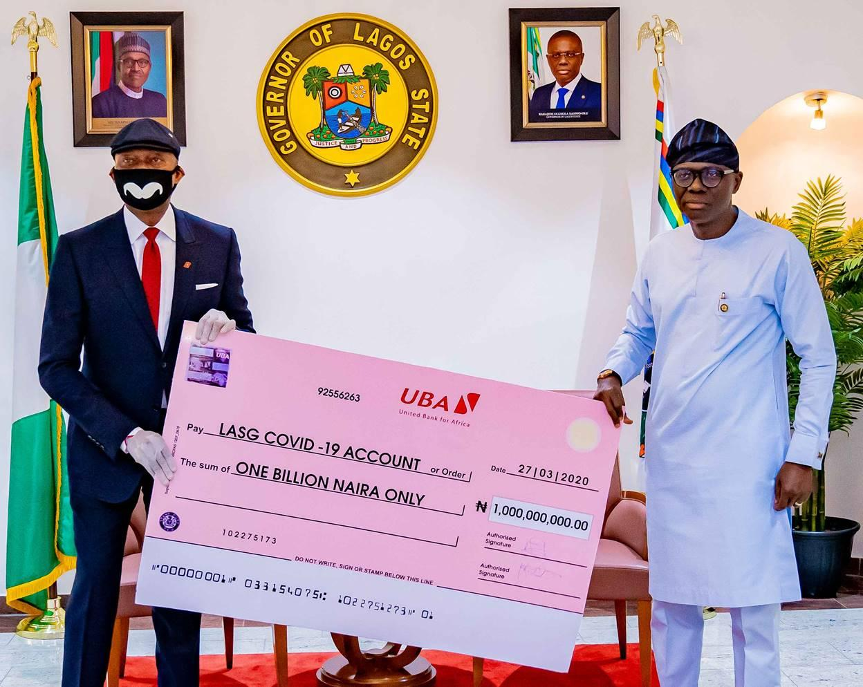 Photo of Private Sector Contributions To COVID-19 Relief Fund Hit N15bn