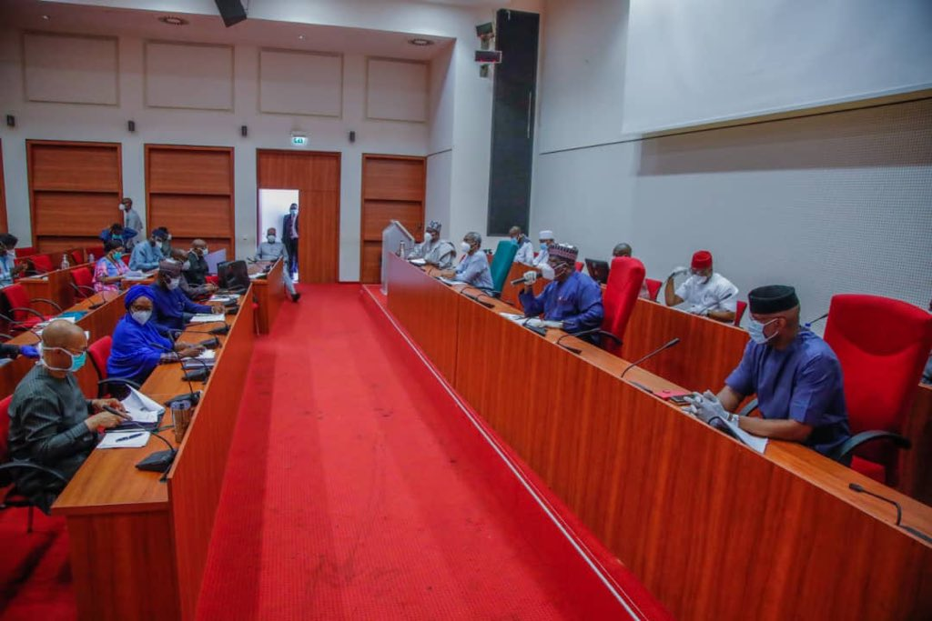 Photo of FG Urges N'Assembly To Approve N500bn COVID-19 Intervention Fund