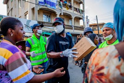 Noella Foundation, Food Clique, Deliver 20,000 Food Boxes To Lagos Residents