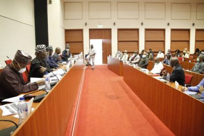 Power Sector Probe: TCN Management Appears Before Senate Committee