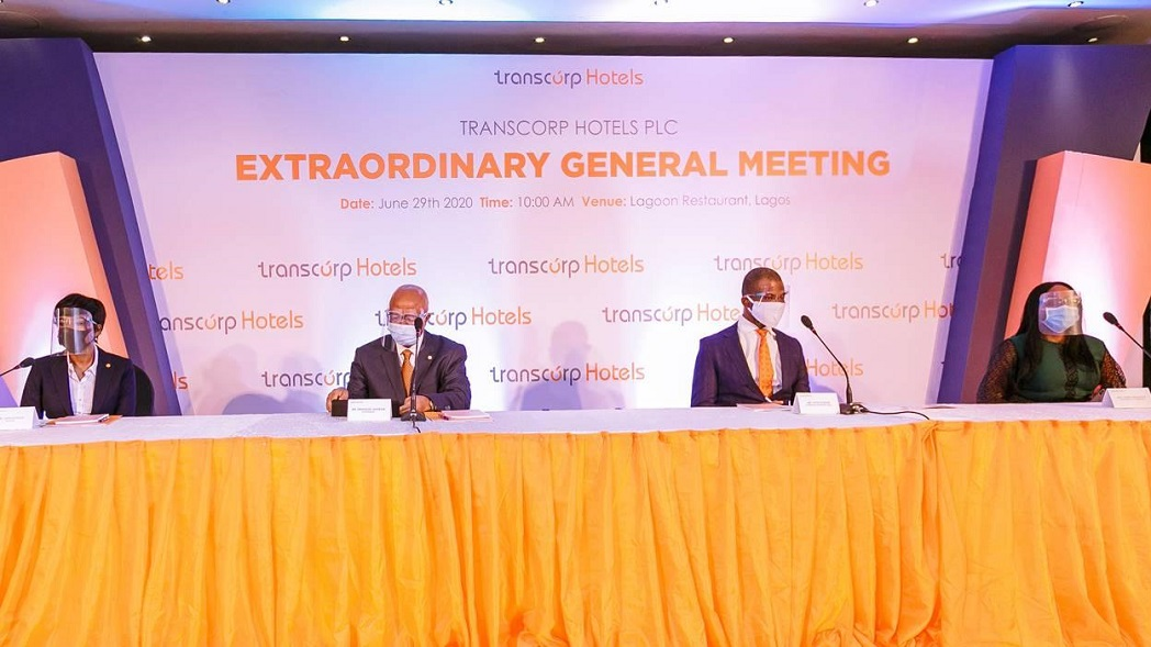 Shareholders Approve Transcorp Hotels' N10bn Rights Issue