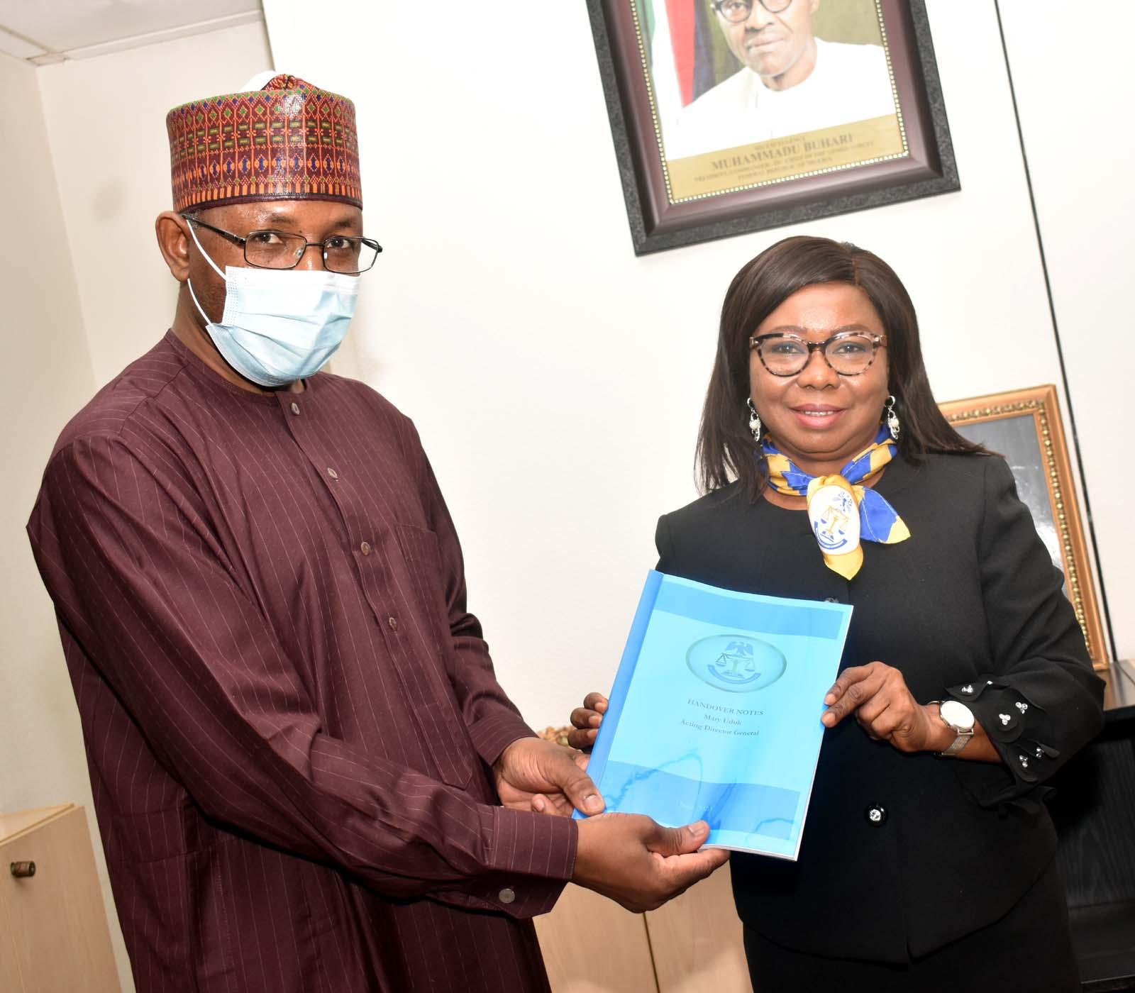Yuguda Assumes Office As SEC Nigeria DG One Month After Senate Nod
