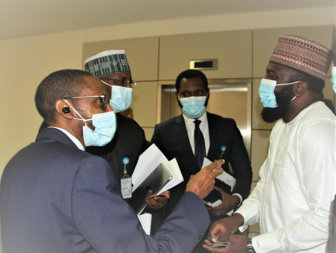 Photo of Photo News: SEC Mgt Attends 5-day Interactive Session On 2021-23 MTEF, FSP At NASS