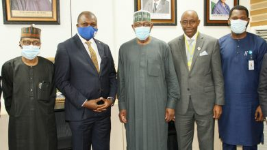Photo of Executives Of Nigeria's Stockbrokers Group Parley SEC Management