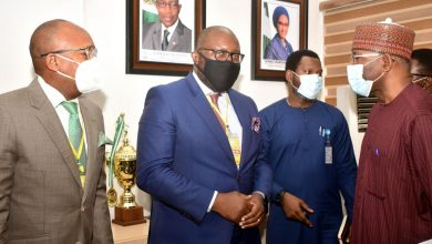 Photo of Photo News: CSCS Team Meets SEC Management In Abuja