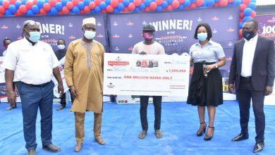 Photo of Dangote Cement Promo Produces 11 More Millionaires