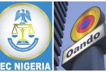 Photo of Conflicting Judgments: Oando AGM Stays Suspended, As Part Of Status Quo, SEC Says