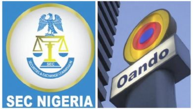 Photo of We Were Never Served Court Processes, SEC Says, As Oando Shares Rally On 'Judgment'