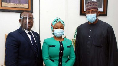 Photo of Photo News: SEC DG Meets Stanbic IBTC Bank CEO In Abuja