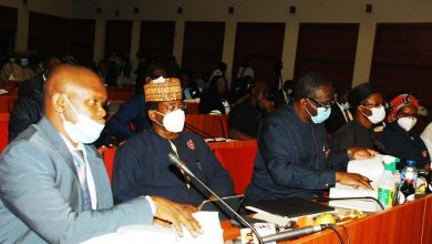Photo of Photo News: Finance Minister, Officials SEC Chief At Public Hearing For Finance Bill