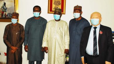 Photo of Photo News: NHIS Boss Visits SEC Nigeria Management In Abuja