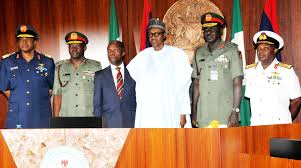 Photo of Insurgency War: At Last, Buhari Replaces Service Chiefs
