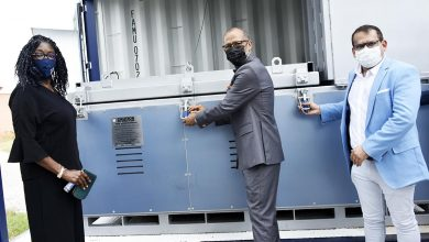 Photo of CACOVID Donates Incinerator, Oxygen cylinders To Lagos Govt