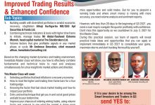 Photo of Investdata Holds Masterclass On Profitable equities Trading July 3